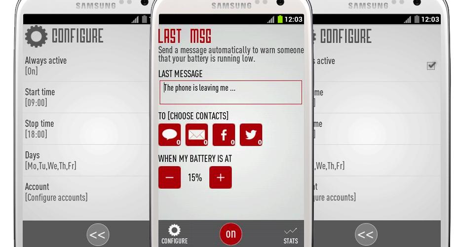 last message apps digital addicts