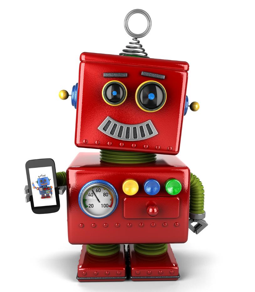 robot-calls no domo arrigato