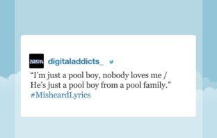 Jimmy Fallon #MisheardLyrics Digital Addicts