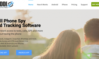 DDI Utilities Review Cell Phone Spy App