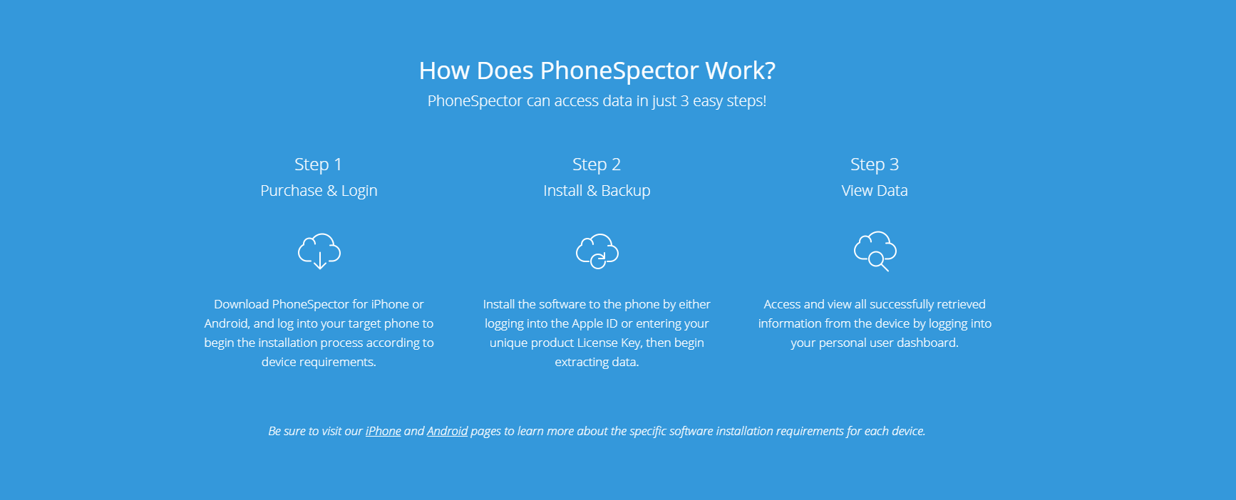 PhoneSpector Review