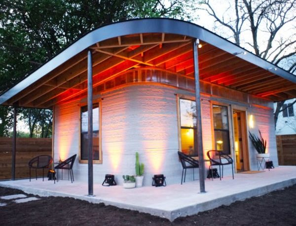 Digital Addicts ICON New Story 3D-Printed Home
