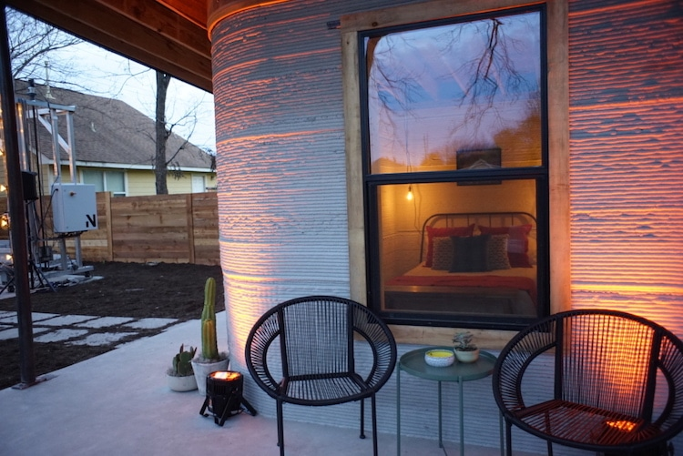 Digital Addicts ICON New Story 3D-Printed Homes