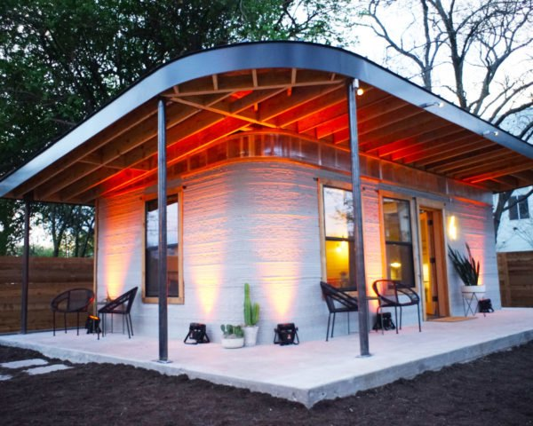 Two companies join forces to give 3d printed homes for for 3d printer house for sale
