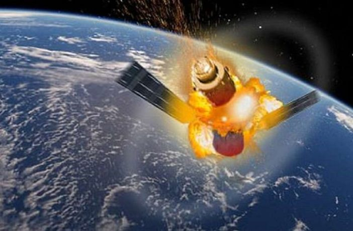 Digital addicts space station asteroid spy cellphone