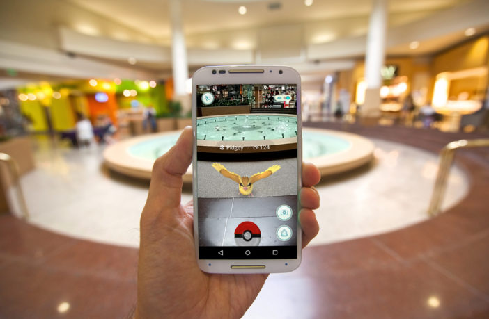 ar mobile games