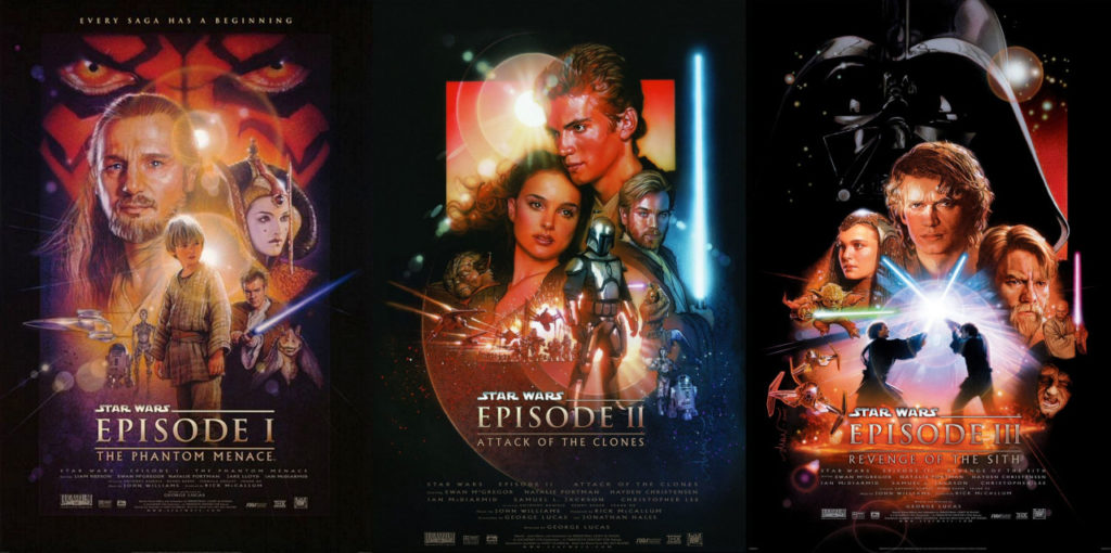 Digital Addicts Star Wars Prequels
