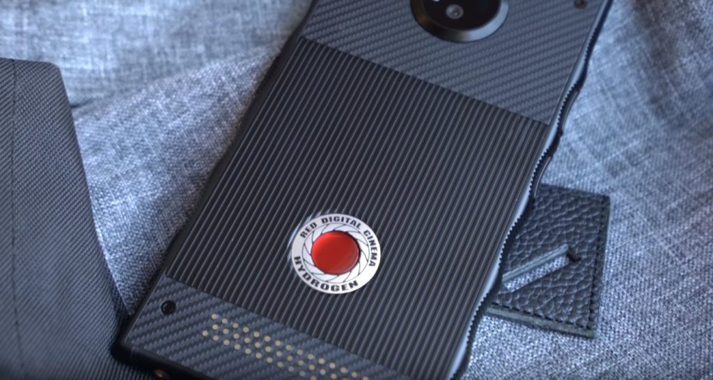 "RED's ""Holographic"" Phone Comes To AT&T And Verizon This Summer"