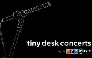 Digital Addicts Reggie Watts On NPR's Tiny Desk Concert Series