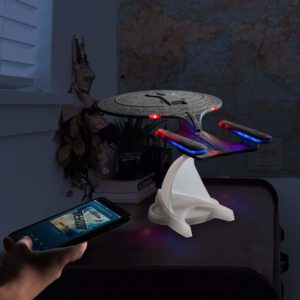 star trek gadgets enterprise speaker
