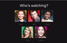 Netflix Profile Icons