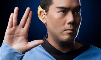 spock earbuds star trek gadgets