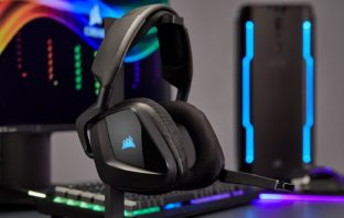 Corsair Void Pro RGB Wireless Gaming Headset gaming electronics