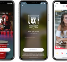 Tinder Announces Tinder U; Undergrads Rejoice!