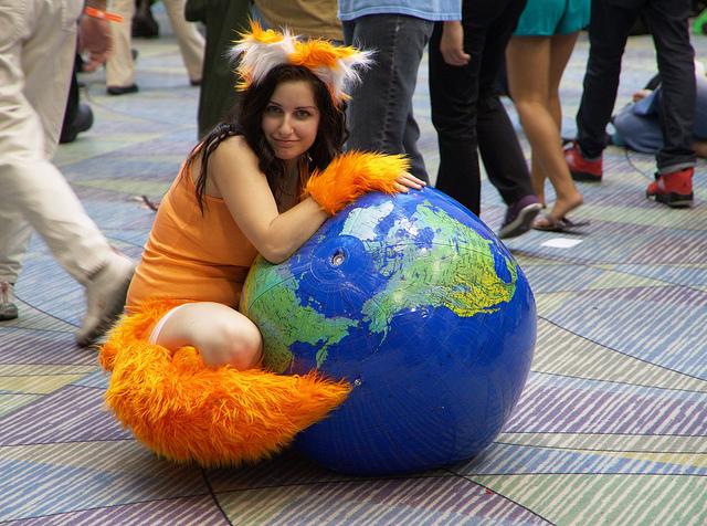 Digital Addicts Halloween Costumes Firefox