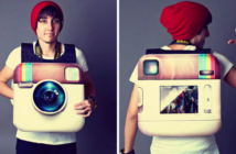 Halloween costumes Instagram camera