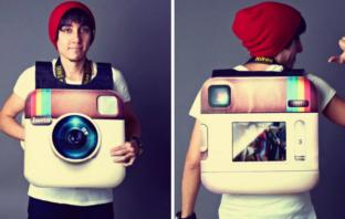 Halloween costumes Instagram camera