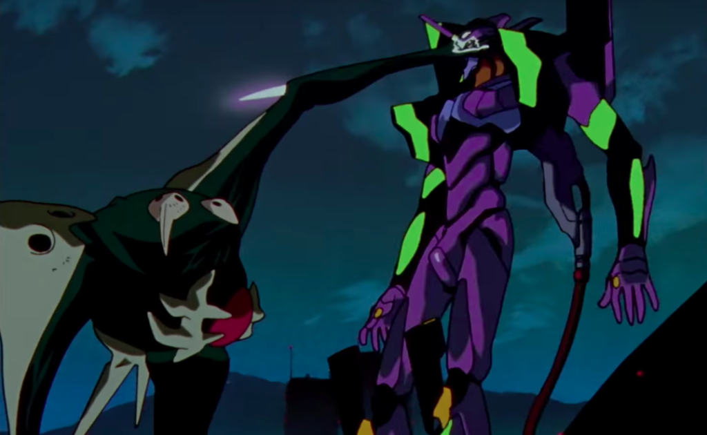 Neon Genesis Evangelion Headlines The Best Animes On Netflix 2019