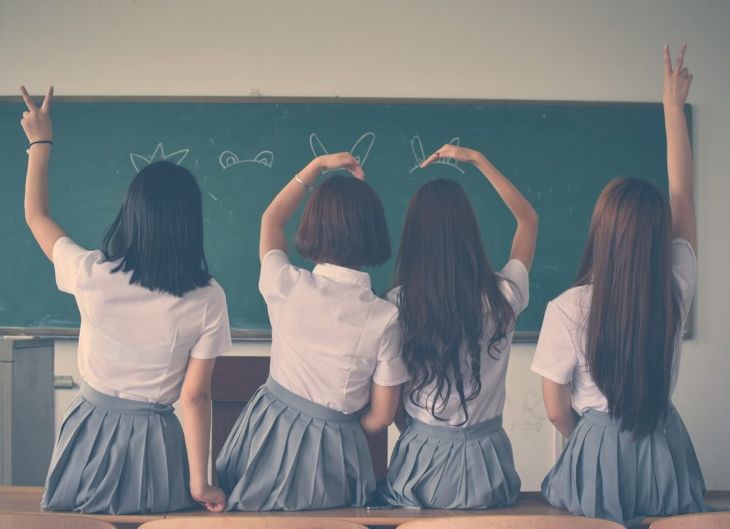 """Smart Uniforms"" Are Being Used In Chinese Schools To Track Students"