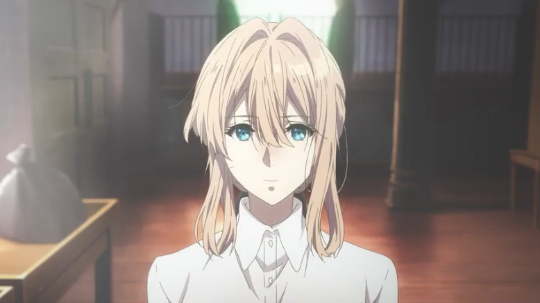 violet evergarden best animes on netflix