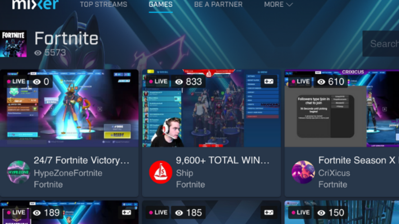 What Is Mixer? Your Guide To The Game Live Streaming Platform